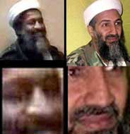 bin Laden Has a Nose Job
