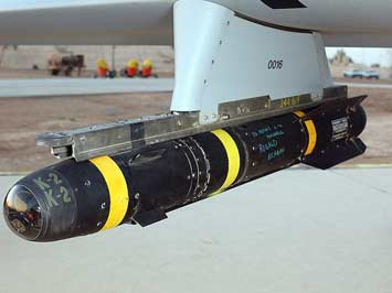 AGM-114 Hellfire Missile All Hung Up