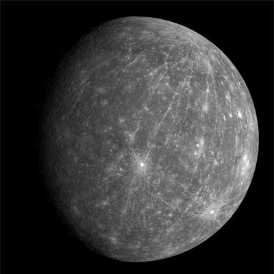 Mercury - Wide View