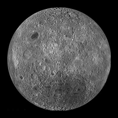 Moon - Wide View