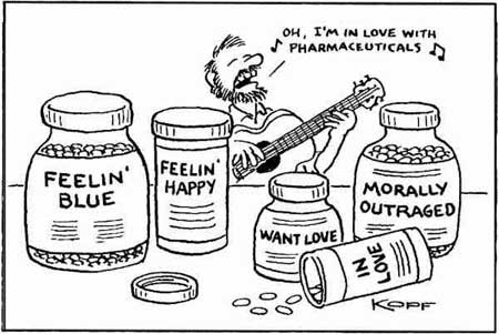 The Future of Songwriting May Be Pharmaceuticals