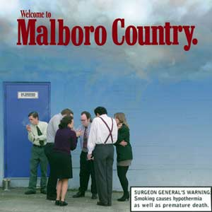 Marlboro Country