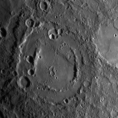 Double Rings on Mercury