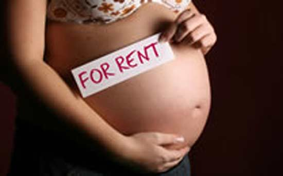 Womb for Rent