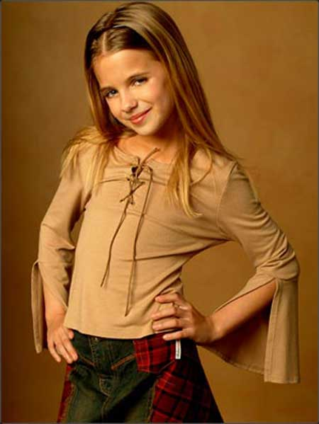 Child Fashion Model - Girl
