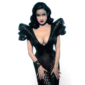Dita von Teese's 3D-Printed Dress