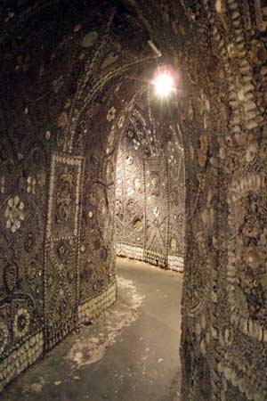 Shell Grotto, Margate, Kent