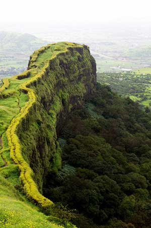 Lohagad Fort, Lonavala, India