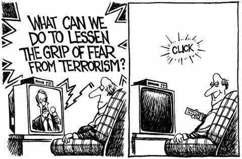 Lessen the Grip of Terrorism