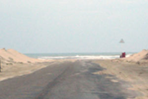 Southernmost Road in Texas