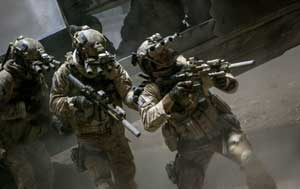 Zero Dark Thirty Seals