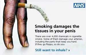 Smoking Damages Tissues