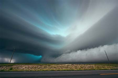 Nebraska Summer Supercell