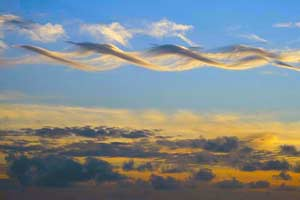 Double Helix Cloud
