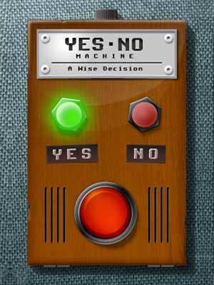 Yes-No Machine: A Wise Decision