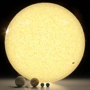 The Solar System in Perspective