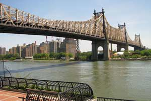 Queensboro Bridge from Manhattan