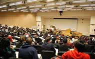 The Dreaded Lecture Hall