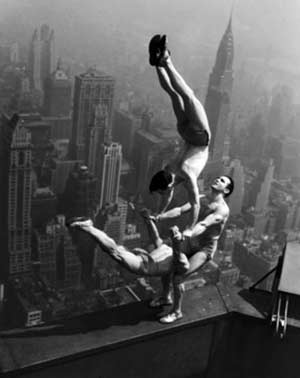 Acrobats on Edge, Empire State