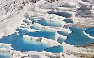 "The ""Cotton Castle"" of Pamukkale, Turkey"