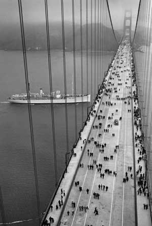 Opening Day at the Golden Gate
