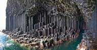 The Entrance to Fingal's Cave
