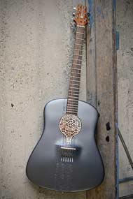 World's First 3D Acoustic Guitar
