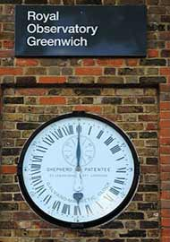 Royal Observatory Clock