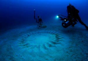 Crop Circles on the Seabed?