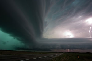 Nebraska Supercell July 2009