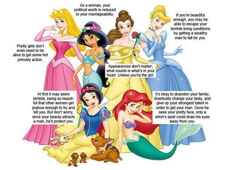 Princesses First