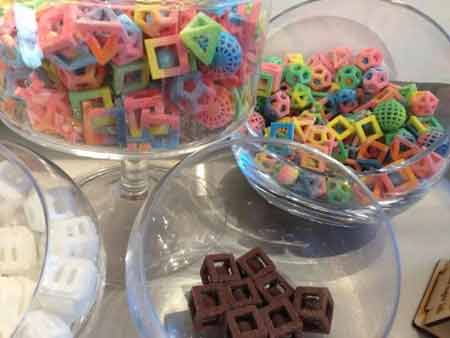 3D Printed Candy