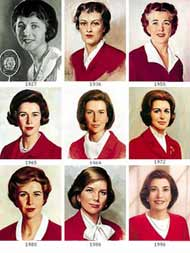The Various Faces of Betty Crocker