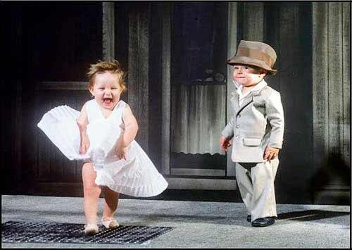 Baby Marilyn Monroe Dress