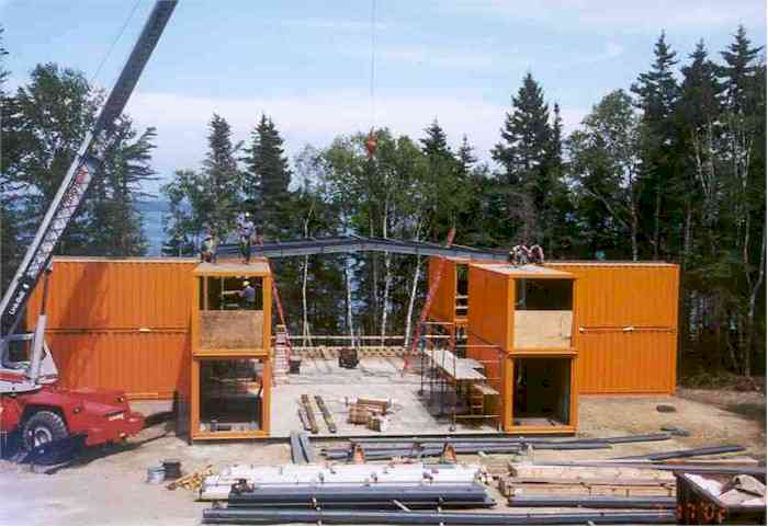 Upwardly mobile homes - Container home architect ...