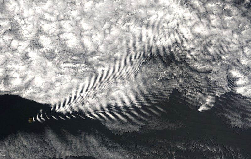 Atmospheric Gravity Waves