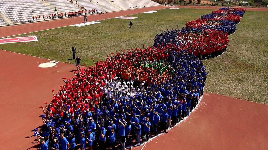 Hacettepe University, Ankara, Turkey on National DNA Day